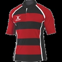 Picture of RUGBY SHIRT GB XACT HOOPS Lrge