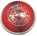 Picture of Cricket Ball CA Attack Red