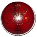Picture of Cricket Ball CA Super Test Red