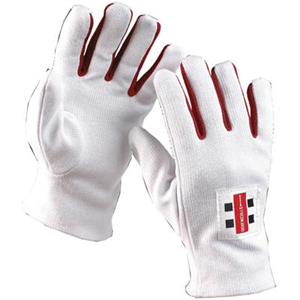 Picture of Batting Glove Gray Nicolls Inner Full Cotton
